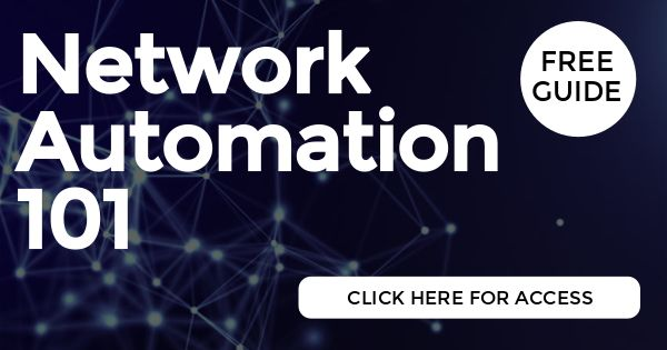 network-automation-101